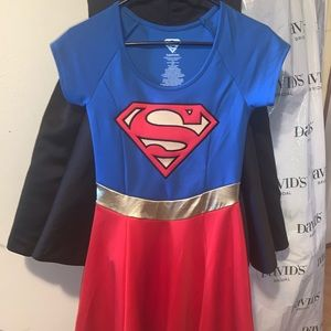 Super girl outfit for Halloween!!